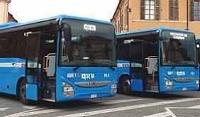 bus seta su magazine qualità