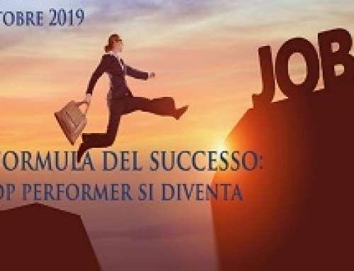 LA FORMULA DEL SUCCESSO: TOP PERFORMER SI DIVENTA