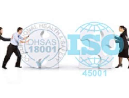 Le Differenze tra le norme ISO 45001 e OHSAS 18001