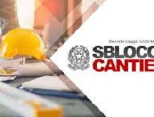 """LA RIFORMA DEL CODICE DEI CONTRATTI:SI RIPARTE DAL DECRETO """"SBLOCCA CANTIERI"""""""