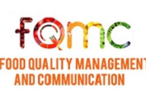Al via la V edizione del Master di I livello in Food Quality Management and Communication
