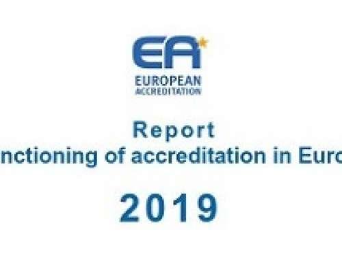 Il valore dell'Accreditamento in Europa: il report di EA