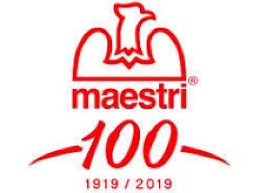 Romeo Maestri & Figli s.p.a. festeggia quest'anno 100 anni di tradizione ed eccellenza