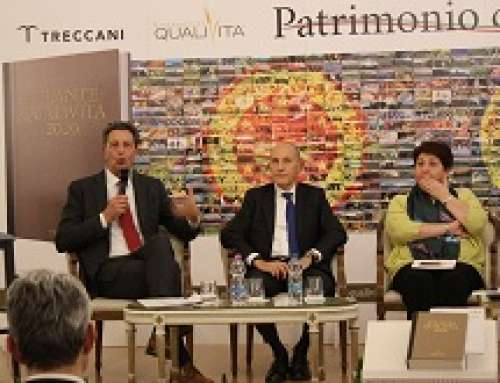 Presentato l'Atlante Qualivita Food, Wine & Spirits 2020