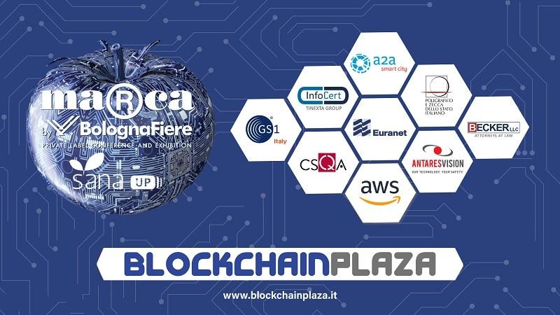 Blockchain-Plaza-Marca-Sana-UP su magazine qualità