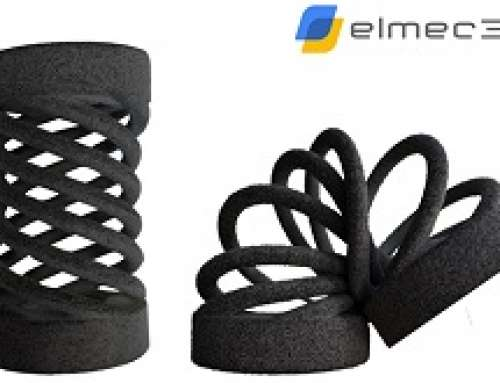 Elmec 3D mostra la stampa di materiali flessibili ad Automation&Testing