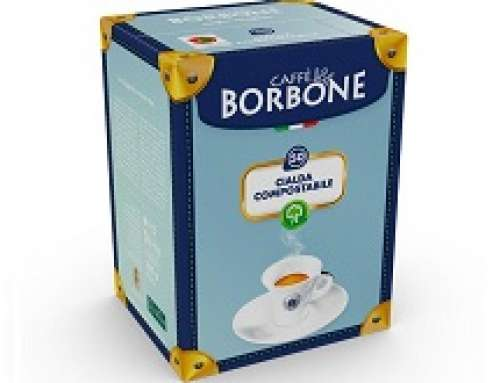 "Caffè Borbone: packaging certificato ""Forest Stewardship Council"""