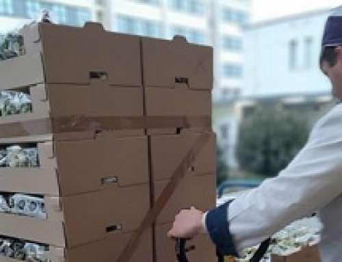 La lotta allo spreco alimentare non si ferma