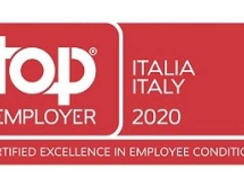 Electrolux si riconferma per il nono anno Top Employer