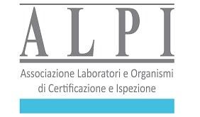 Logo ALPI su Magazine Qualità