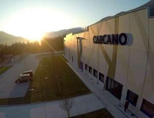 """Carcano è la prima azienda manifatturiera italiana ad ottenere la """"Asi performance full standard"""""""