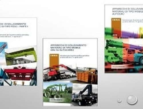 Art. 71 D.lgs. 81/08 – Linee Guida INAIL per le verifiche periodiche delle attrezzature di lavoro
