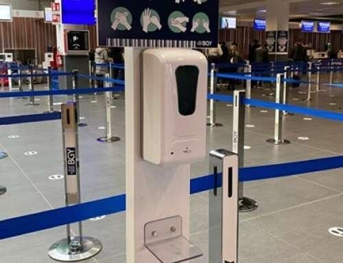 L'aeroporto di Bergamo rinnova ISO 45001 con TÜV Italia