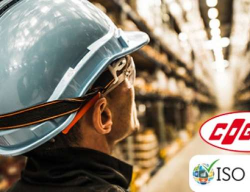 ISO 45001 per la sicurezza sul lavoro a COGES
