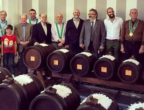 Castelvetro: l'Acetaia comunale ottiene la DOP