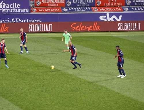 Selenella promuove sana alimentazione e sport insieme al Bologna FC