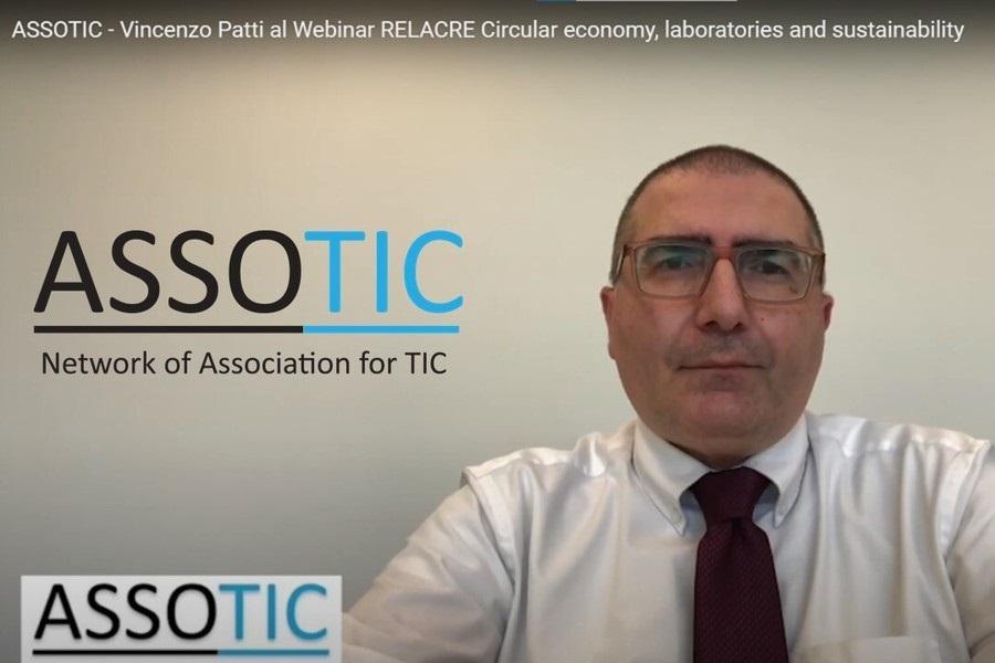 Vincenzo-Patti-Presidente-ASSOTIC-su Magazine Qualità