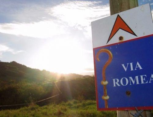 Mystery Walker: La via Romea Germanica