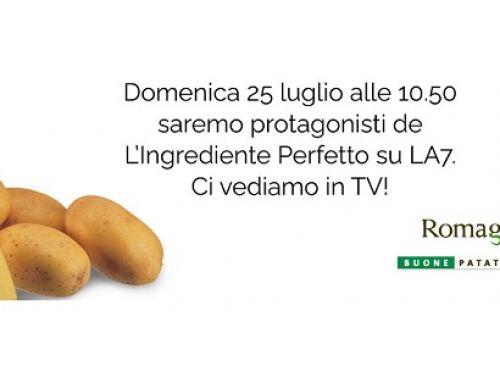 Romagnoli F.lli protagonista de L'Ingrediente Perfetto su LA7