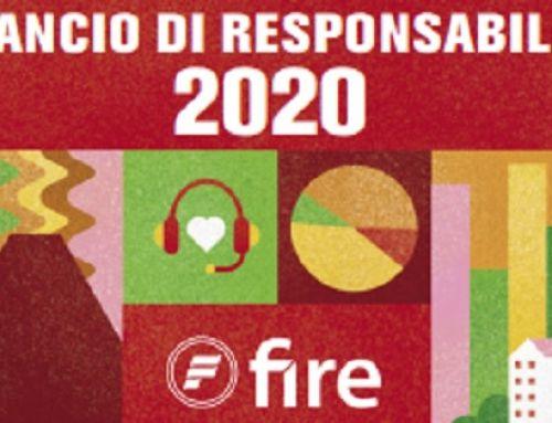 Bilancio di Responsabilità del Gruppo Fire