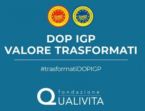"""Presentata la ricerca della Fondazione Qualivita """"DOP IGP valore trasformati"""""""