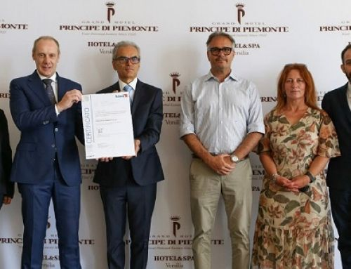 Il Grand Hotel Principe di Piemonte ottiene la Certificazione per la Salubrità degli Ambienti con Kiwa