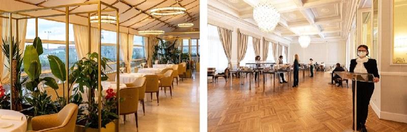 Grand Hotel Principe di Piemonte certificato kiwa su magazine qualità