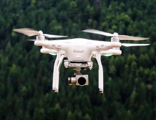I droni volano al chiuso, svolta in tema di sicurezza