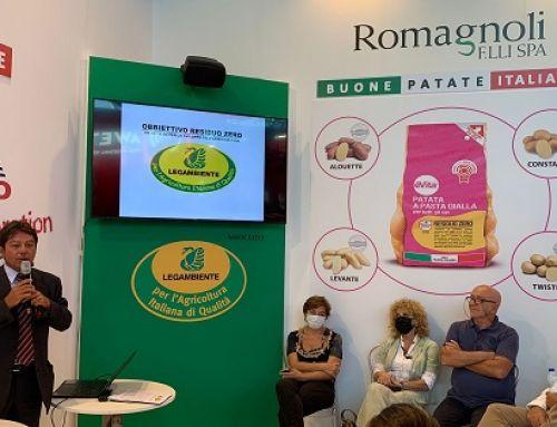 Macfrut: Romagnoli F.lli per la pataticoltura italiana nel segno dell'innovazione sostenibile