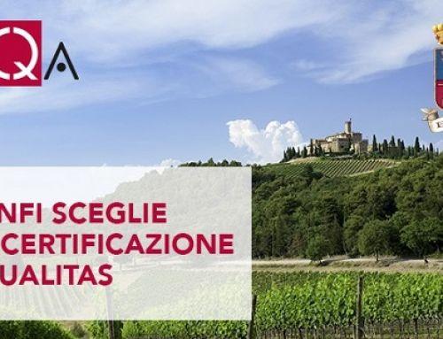 Certificazione Equalitas per Banfi Società Agricola con CSQA