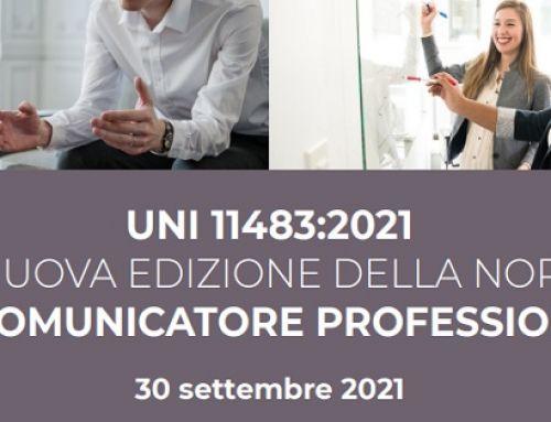 30 Settembre 2021- Webinar UNI