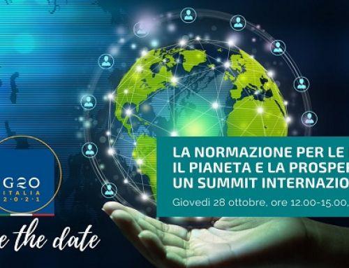 La normazione per le persone, il pianeta e la prosperità: un summit internazionale