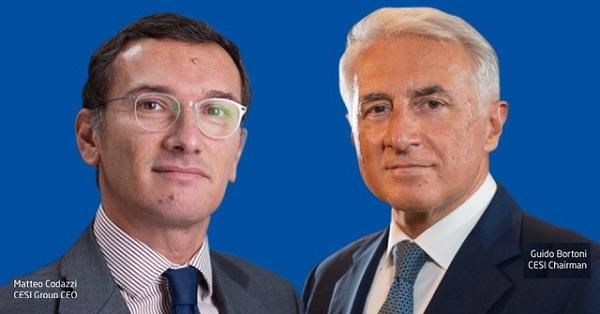 Matteo Codazzi, AD CESI e Guido Bortoni, Presidente CESI su magazine qualità