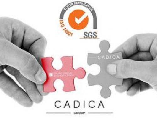 ISO 14001 per Etichetta 2000 con SGS