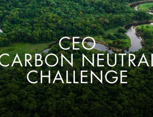 """Sanpellegrino accetta la sfidadella """"CEO Carbon Neutral Challenge"""""""